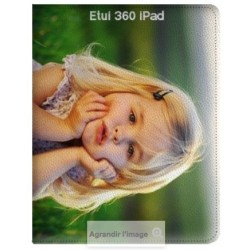 Etui 360 à personnaliser Ipad