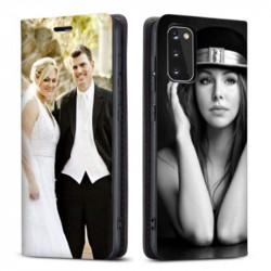 Etui RECTO VERSO Samsung Galaxy S20