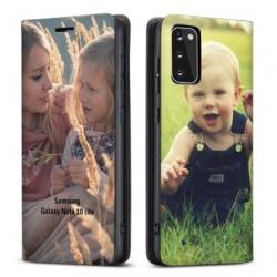 Etui RECTO VERSO Samsung Galaxy Note 10 Lite
