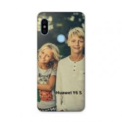 Coque souple en gel à personnaliser Huawei Y6 S
