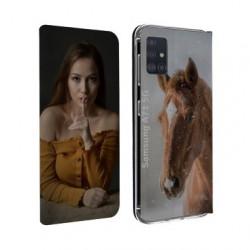 Etui RECTO VERSO Samsung Galaxy A71 5g