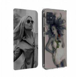Etui RECTO VERSO pour Samsung Galaxy A31