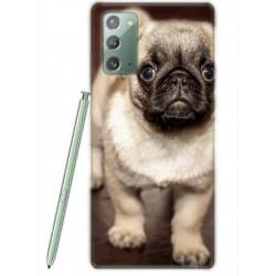 Coque souple en gel à personnaliser Samsung Galaxy Note 20 Ultra