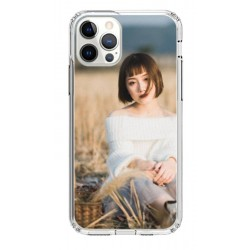 Coque iPhone 12 Pro souple en silicone à personnaliser