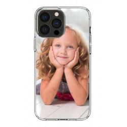 iPhone 13 Pro coque souple en silicone à personnaliser