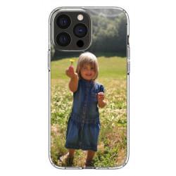 iPhone 13 Pro Max coque souple en silicone à personnaliser