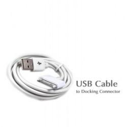 CÂBLE USB POUR IPHONE, IPAD ET IPOD