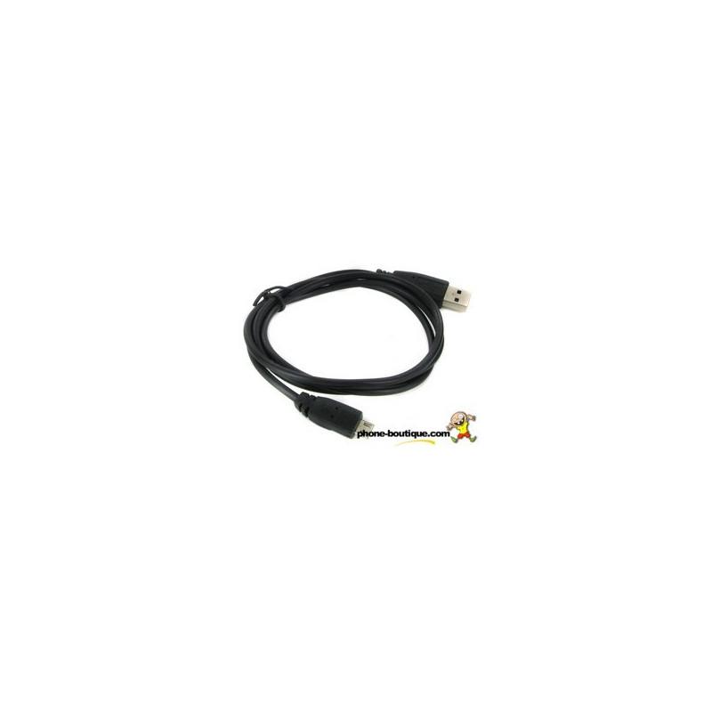 CÂBLE USB POUR BLACKBERRY, SAMSUNG ET AUTRES MODELES