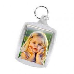 Porte clés personnalisable cristal