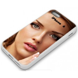 Coque à personnaliser souple en silicone pour Iphone 6