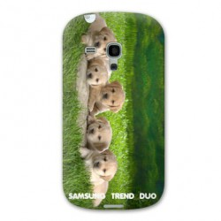 Coque pour SAMSUNG GALAXY TREND DUO GT-S7562