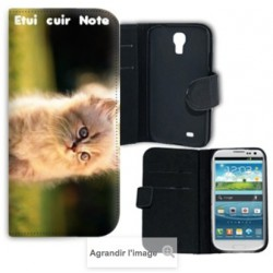 Etui pour SAMSUNG GALAXY NOTE 3
