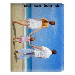 Etui Cuir 360 à personnaliser Ipad Air 2