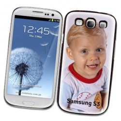Coques souples PERSONNALISEES Gel silicone pour Samsung Galaxy S3