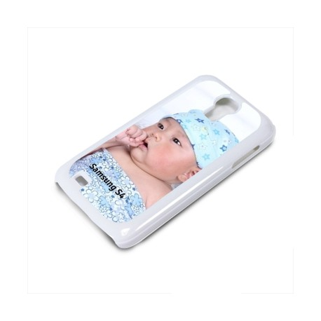Coques souples PERSONNALISEES Gel silicone pour Samsung Galaxy S4