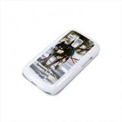 Coques souples PERSONNALISEES Gel silicone pour Samsung Galaxy S4 mini