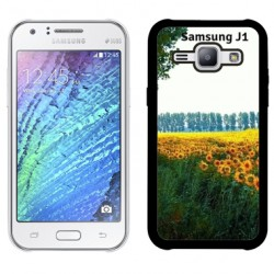 Coques souples PERSONNALISEES Gel silicone pour Samsung Galaxy J1