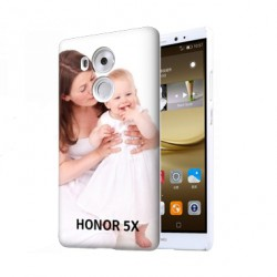 Coques souples PERSONNALISEES Gel silicone pour Huawei Honor 5X