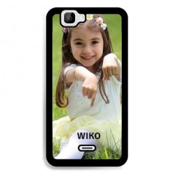 Coques souples PERSONNALISEES Gel silicone pour Wiko Rainbow up
