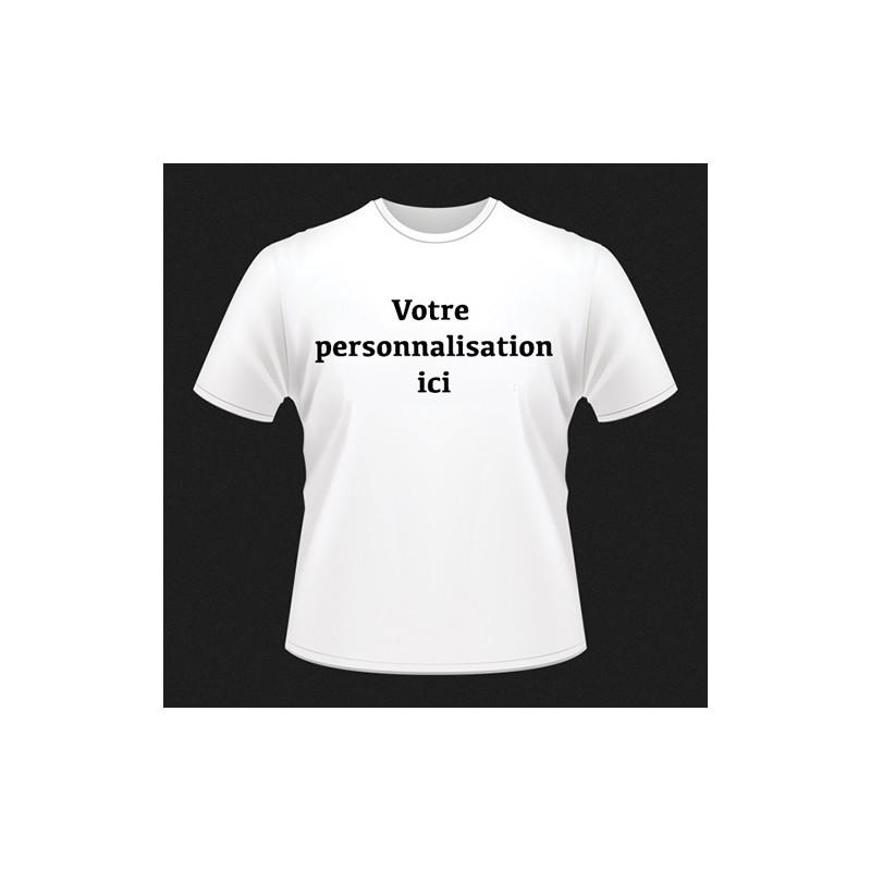 T-shirts personnalisés FACE Femme taille S