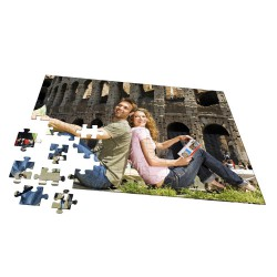 Puzzle 100 pieces personnalisable