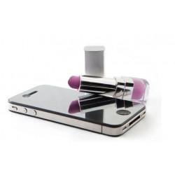 Films de protection miroir pour iPhone 4 et 4S