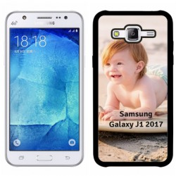 Coques souples PERSONNALISEES Gel silicone pour Samsung Galaxy J1 2017
