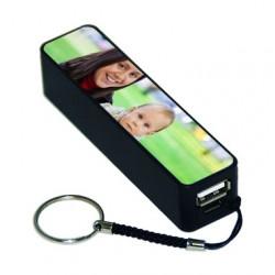 batterie externe personnalisée