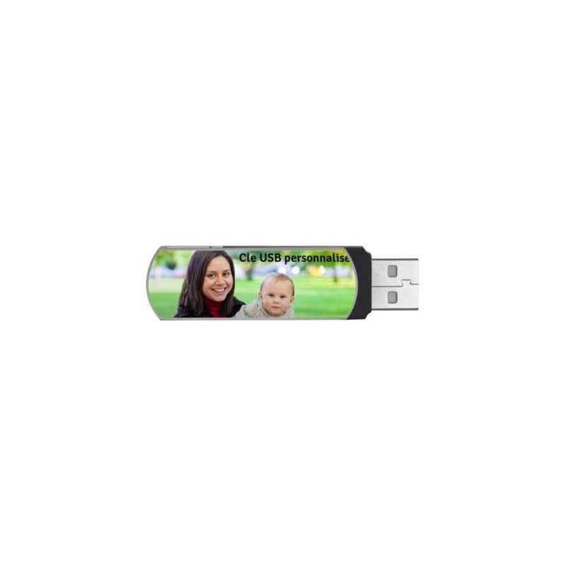 Clé USB 8 Go personnalisée