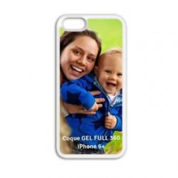 Coque à personnaliser GEL FULL 360 pour Iphone 6 plus