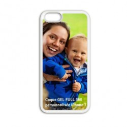 Coque à personnaliser GEL FULL 360 pour Iphone 7