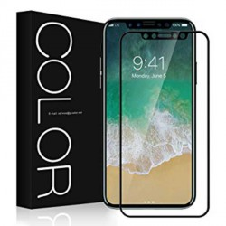 PROTECTION EN VERRE TREMPÉ POUR IPHONE X