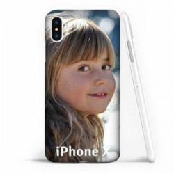 Coque à personnaliser iPhone X (ten)