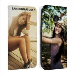 Etui RECTO VERSO pour Samsung Galaxy A3 2017